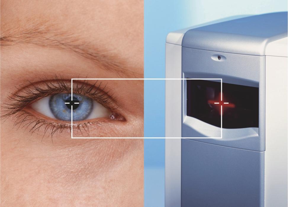 Augenoptisches und optometrisches Zentrum Optik Mattern - Ihr Optiker in Wiesloch und Sandhausen. Im Relaxed Vision Center von Optik Mattern kann mit dem i.Profiler von ZEISS das gesamte Auge exakt vermessen werden.