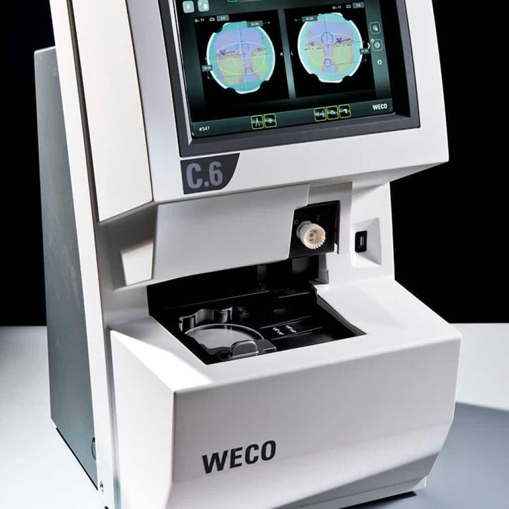 Service mit Weco - Das augenoptische und optometrische Zentrum Optik Mattern in Sandhausen bietet Ihnen nicht nur kompetente Sehberatungen, sondern auch technische Innovationen sowie umfassende optometrische Dienstleistungen mit objektiven Produktinformationen rund um das Gute Sehen