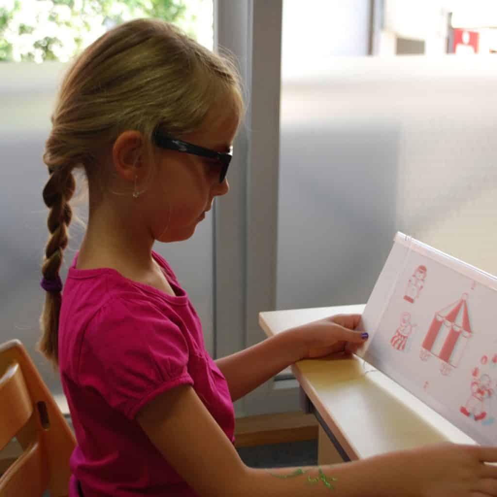 Augenoptisches und optometrisches Zentrum Optik Mattern - Ihr Optiker in Sandhausen. Bei Störungen des visuellen Systems kann mit einem angepassten Visualtraining eine Verbesserung erreicht werden.